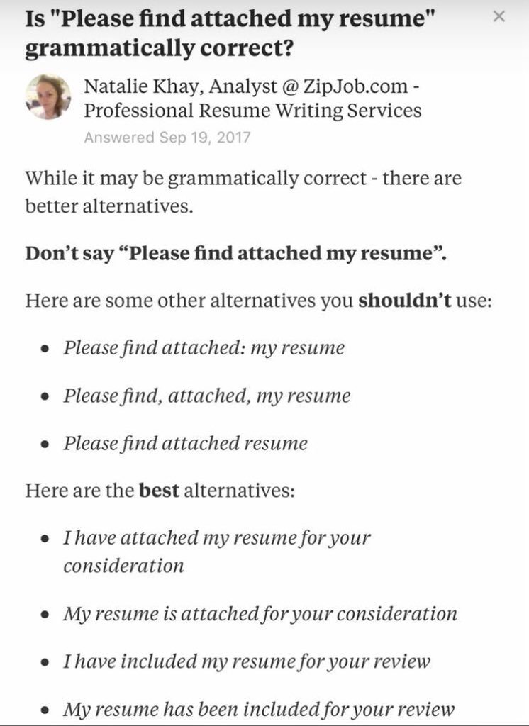 Elsie Godwin On Twitter Please Find Attached My Resume Is