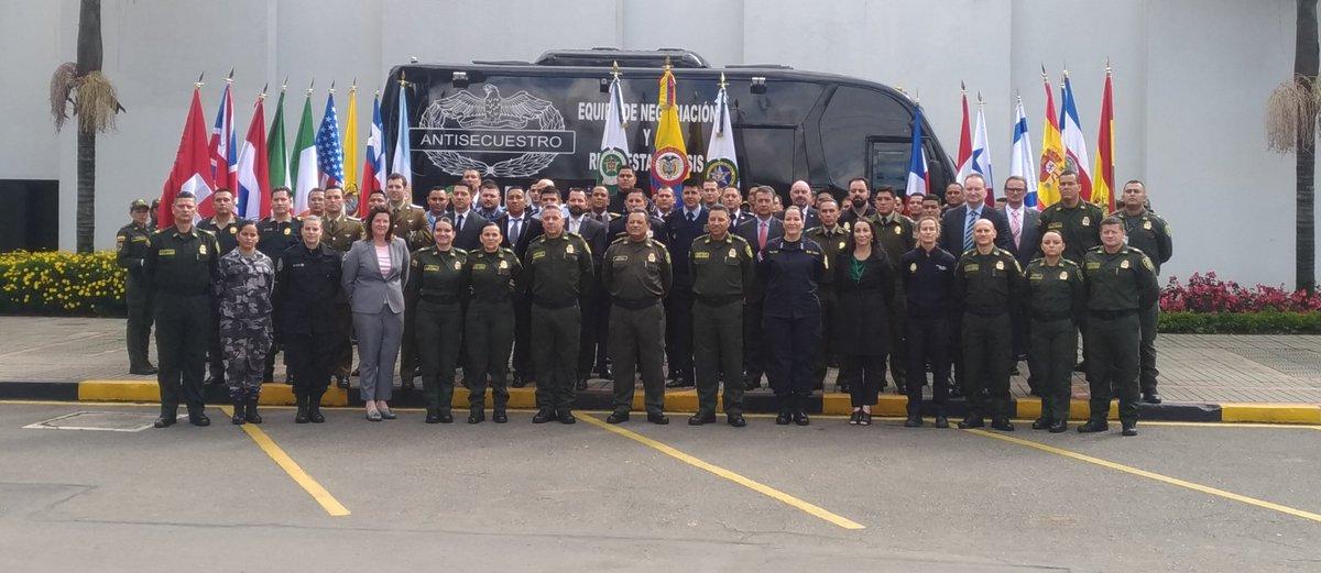 Comunidad Internacional Policial Contra...