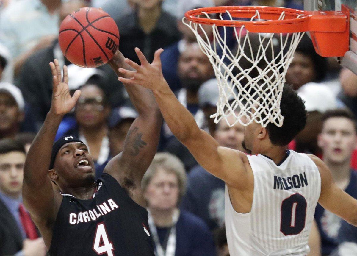 Rakym Felder will not return to South Carolina's basketball team. https://t.co/A0vKFxLqE9