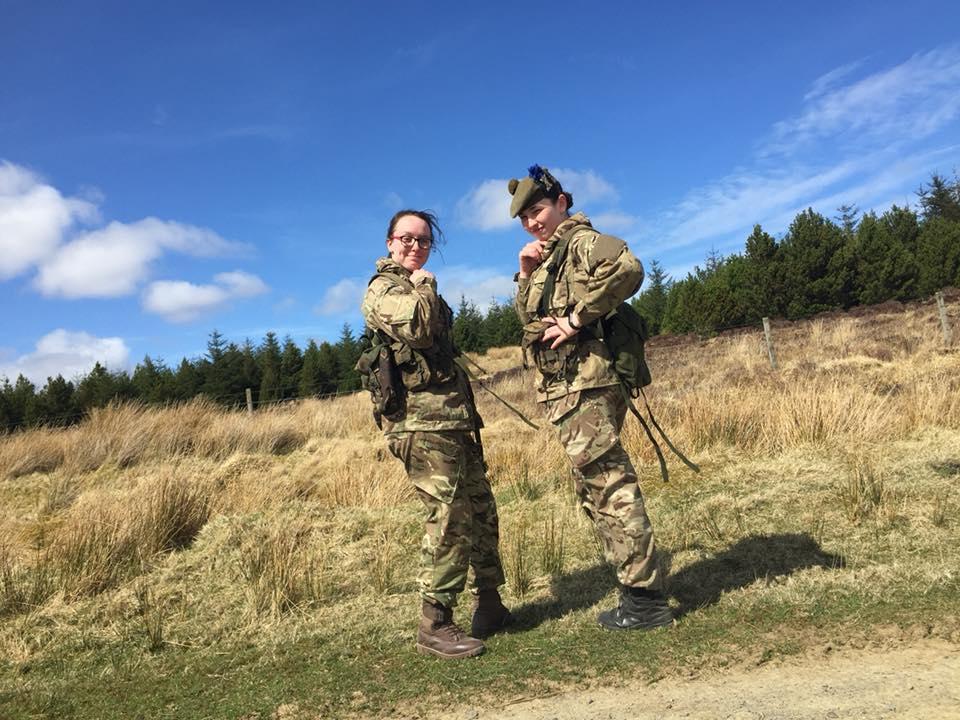 1st Battalion The Highlanders Army Cadet Force's tweet