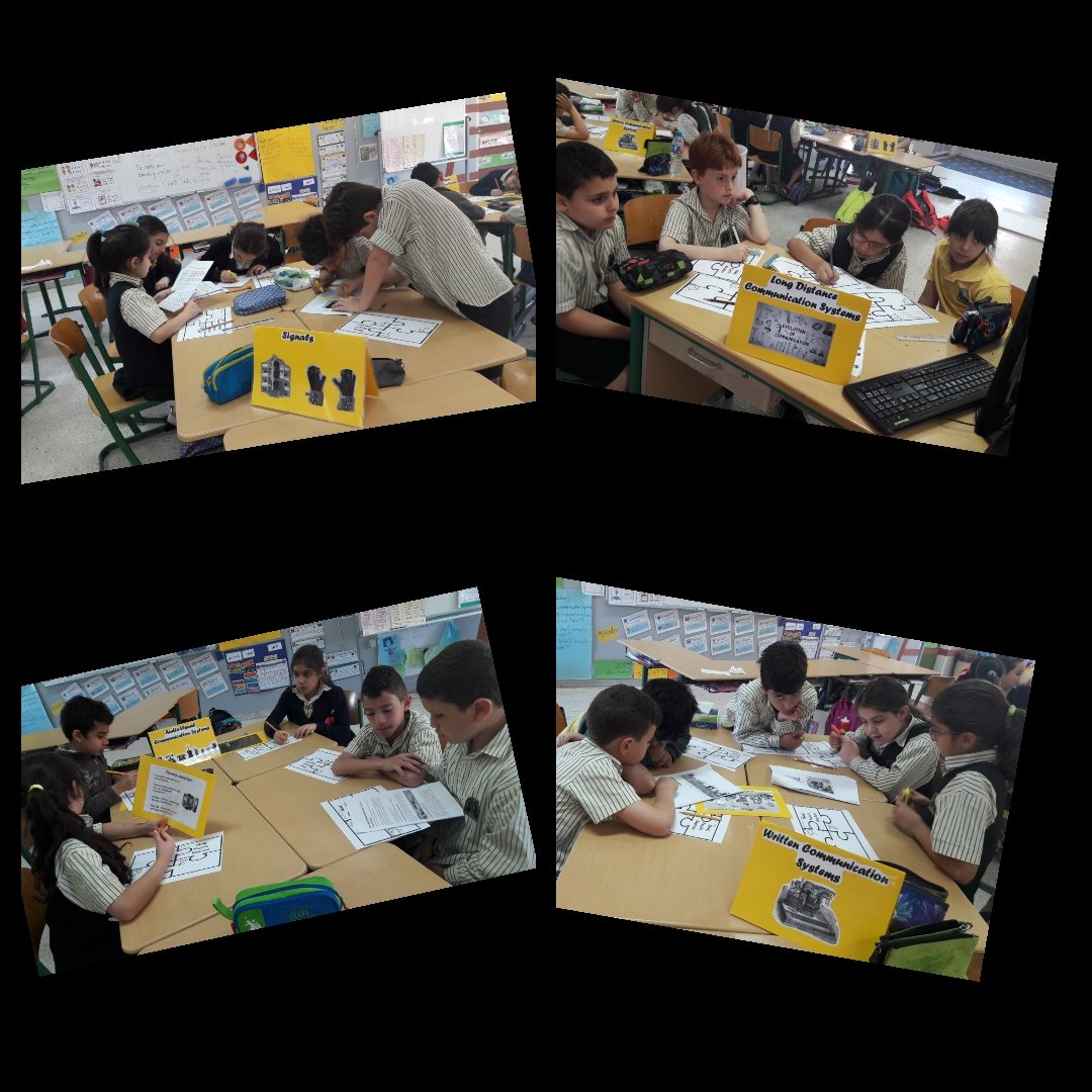 Extending their knowledge to the evolution of communication systems &amp; their impact on human&#39;s life,Gr 3 learners were exposed to different resources through literature centers #Think-Puzzle-ExploreStrategy #Collaboration #Research&amp;CommunicationSkill @Hhhsinfo @dina_jradi<br>http://pic.twitter.com/2233g1QIR2