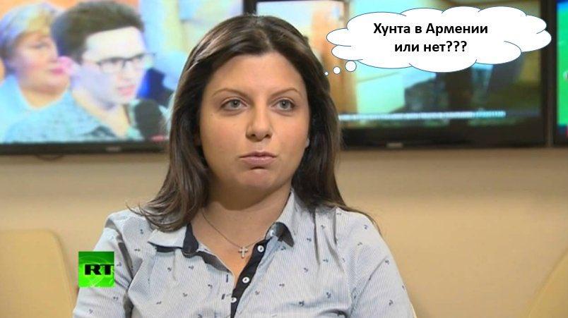 Исполнять обязанности премьер-министра Армении будет Карапетян. У фракций парламента 7 дней, чтобы предложить кандидатуры - Цензор.НЕТ 8679