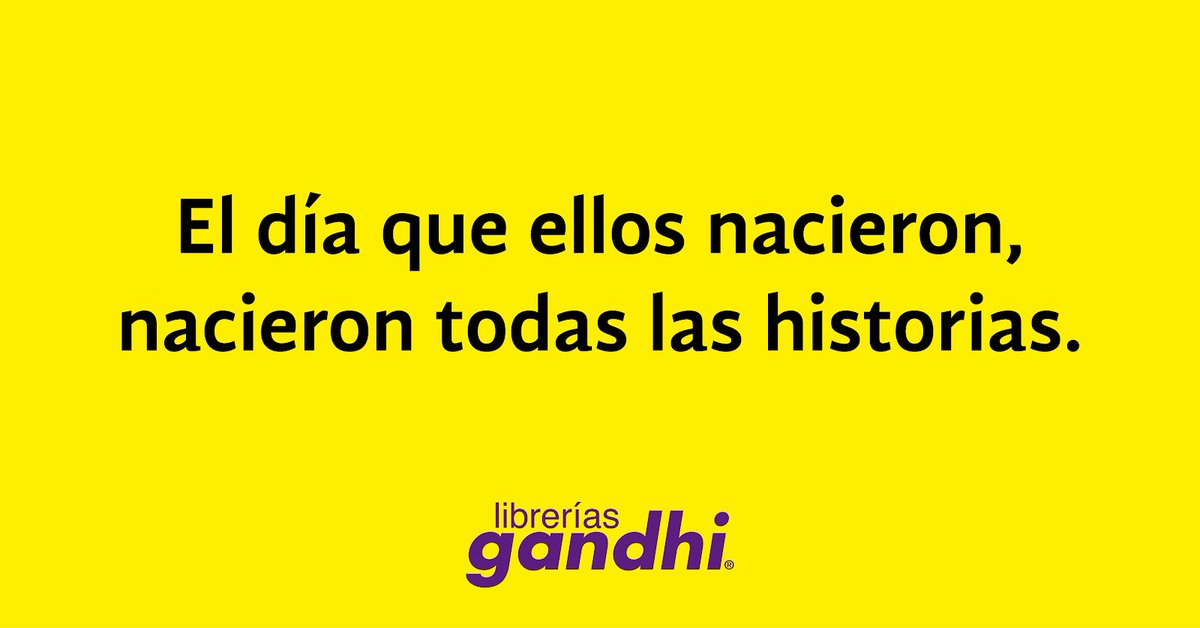 Librerías Gandhi's photo on #DiaInternacionalDelLibro
