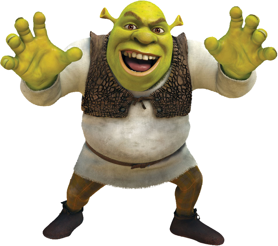If this gets 500k retweets we'll change our mascot to Shrek https://t.co/QK1XJL1ykC