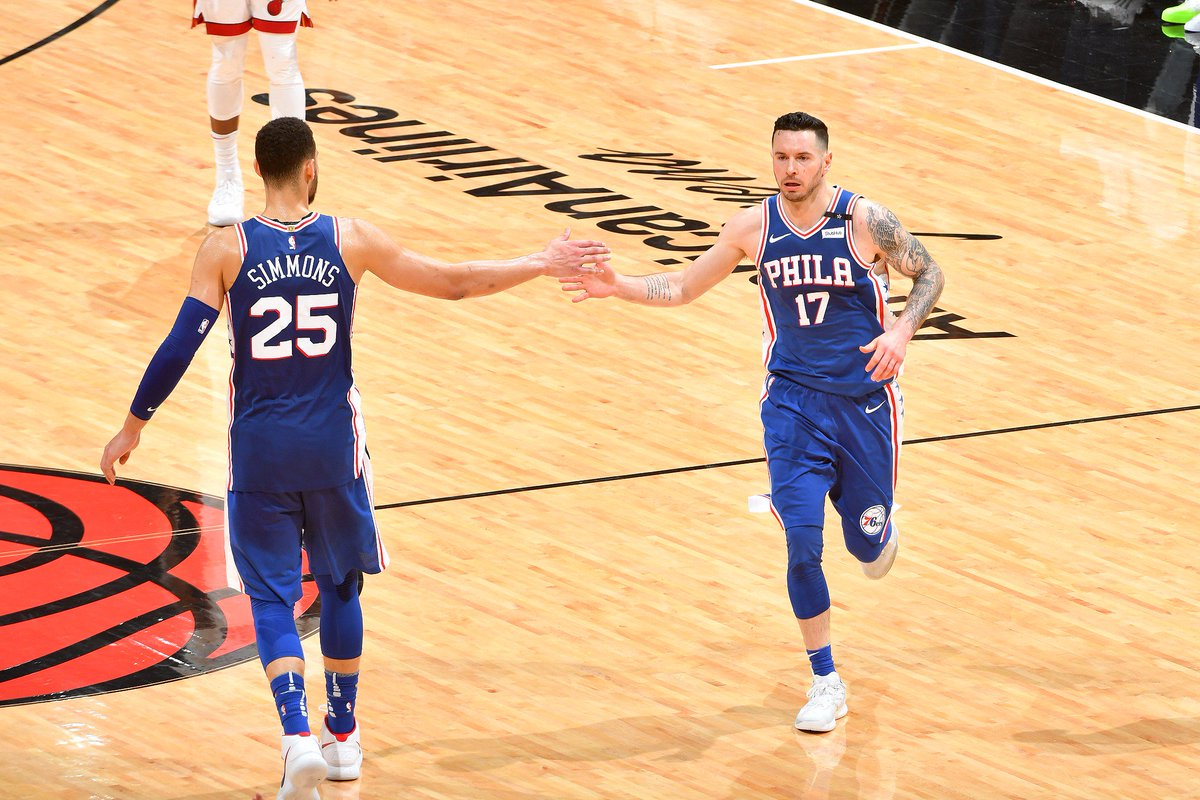 """""""It's almost become expected now that he's going to go average a triple-double. He's very tough physically, but I think he's even tougher mentally.  📝  sixe.rs/pln1   #HereTheyCome"""