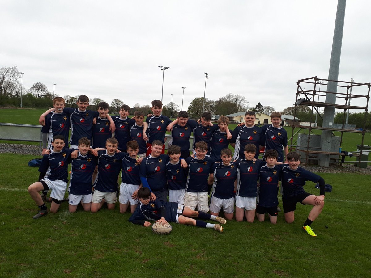 Well done to our 1st &amp; 2nd years on our rugby team today on representing MCS on the first ever rugby team &amp; winning their game @leinsterrugby #fromthegroundup <br>http://pic.twitter.com/tf377IeKSc