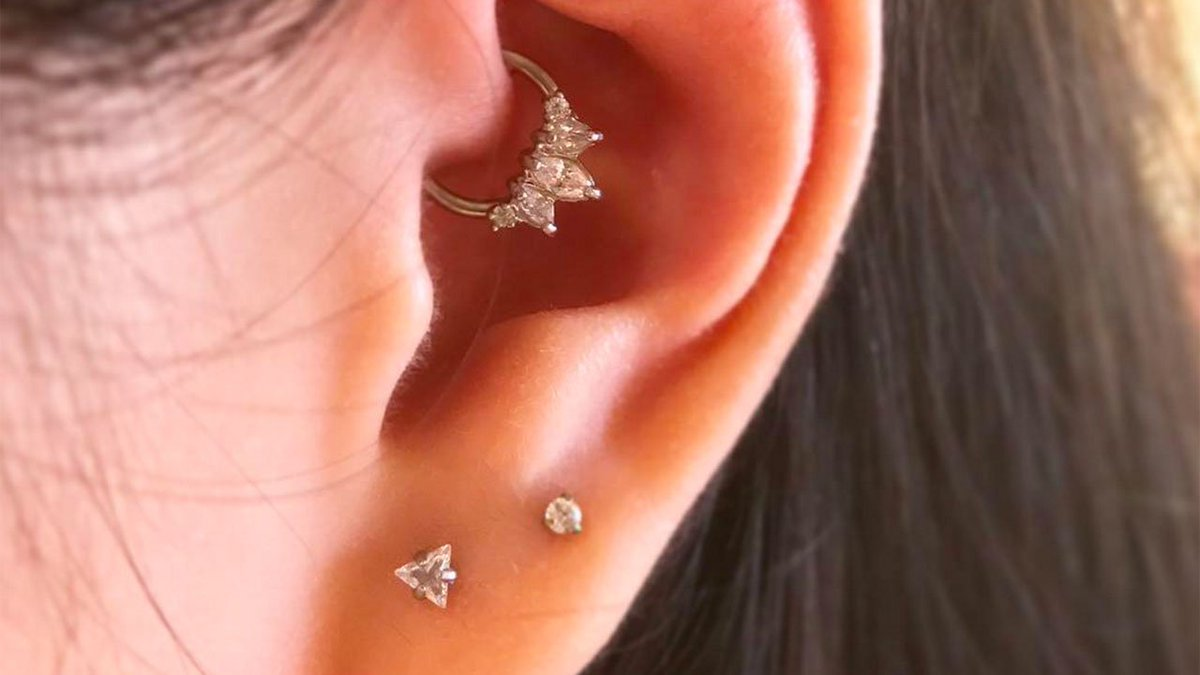 What You Need To Know About All The Different Types Of Ear Piercing
