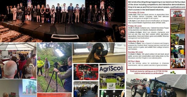 Ringlink Scotland On Twitter Job Opportunity Rural Skills