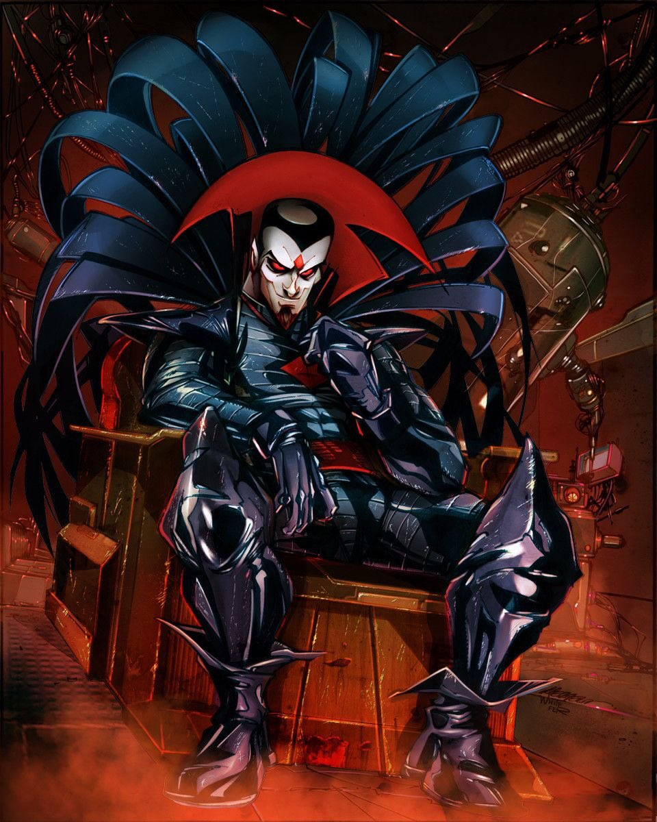 AWESOME COMIC ART   By Fernanda Rizo  Like the art? Why not tag a friend and leave a comment below   #mrsinister #xmen #xmenart #comicart #comicbookart #7ate9comics #comics #comicbooks #comiclover<br>http://pic.twitter.com/iB9sQ35mXj