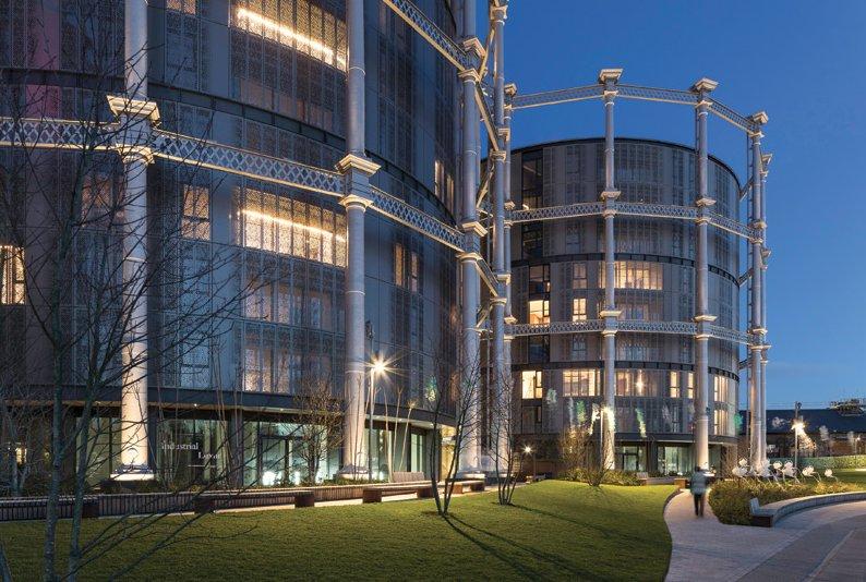 Blueprint magazine on twitter gasholders london from iconic blueprint magazine on twitter gasholders london from iconic industrial structures to luxury housing httpsticbmuhhdjq malvernweather Choice Image