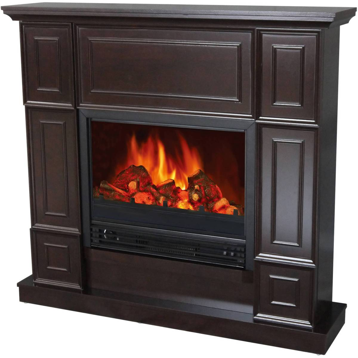 """VIPortal INC on Twitter: """"Decor-Flame electric fireplace space"""