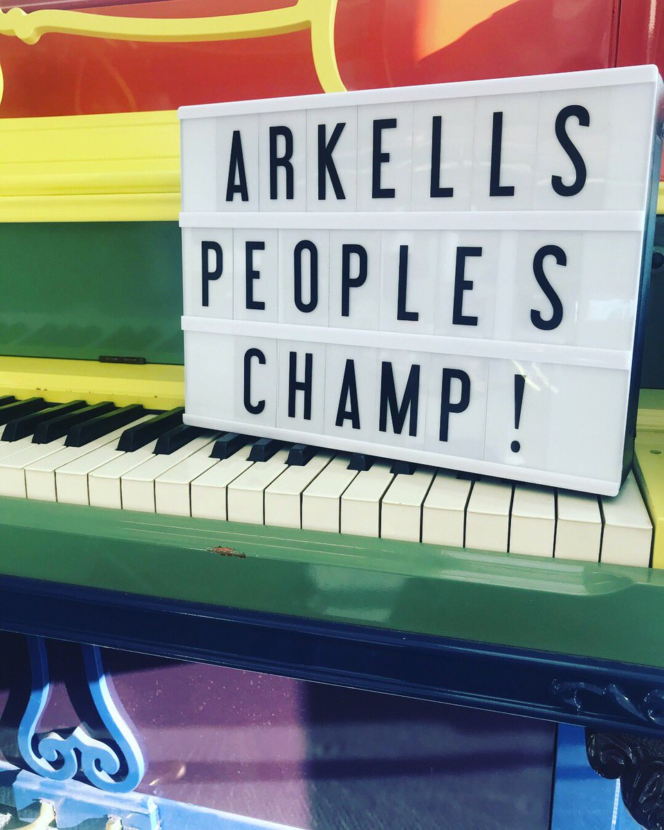 Arkells On Twitter Arkellians Asking For Peoples Champ