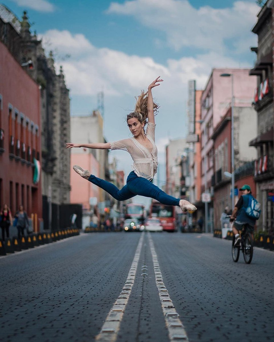 "...""You live as long as you dance...""  ~ Rυᘐoℓf Nυɾҽყҽv  Omar Z. Robles #dance #inspiration #streetart <br>http://pic.twitter.com/Qhv2rpc0of"