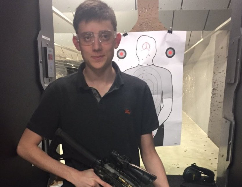 BREAKING: Anti-Gun Control Parkland Survivor Kyle Kashuv Questioned By School Security For Visiting Gun Range With His Father https://t.co/g2FaAuglMn