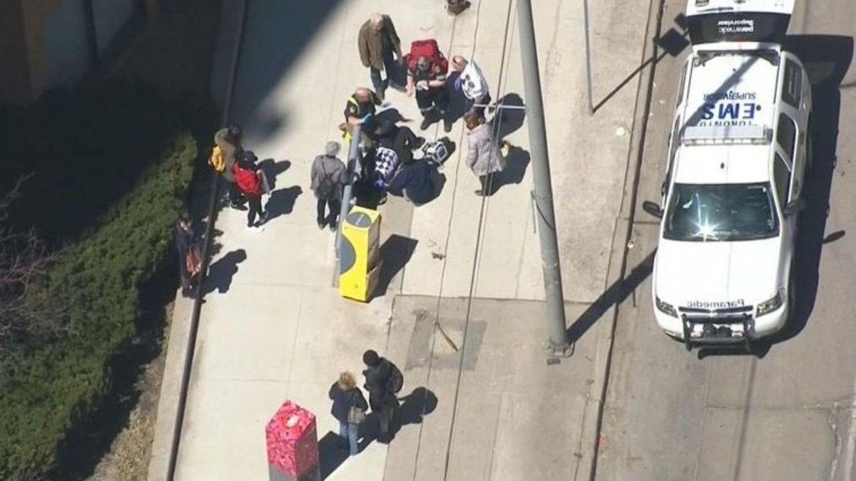 Furgone sui passanti a Toronto, 9 morti e 16 feriti il bilancio #toronto https://t.co/0C6MSWYZap