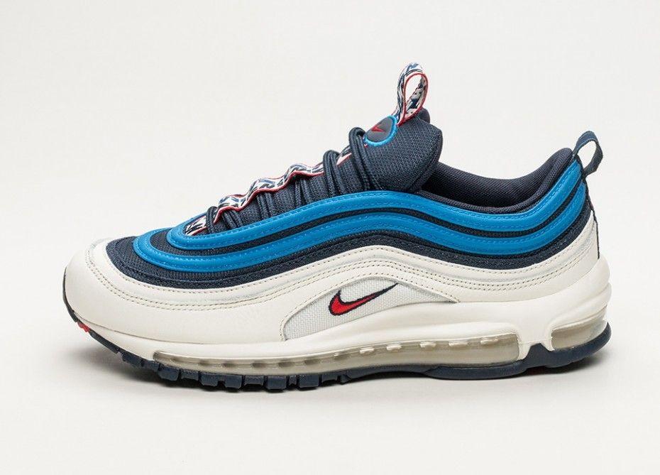 Nike Air Max 9798 KPU deep blue black mens Athletic Sneakers shoes #SE009754
