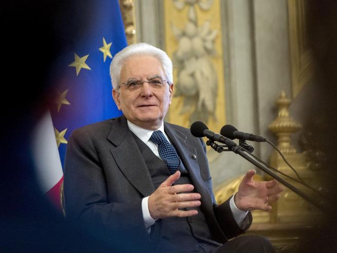 Mattarella: serve accordo o resta governo «di garanzia» https://t.co/NlyeIPkwWI