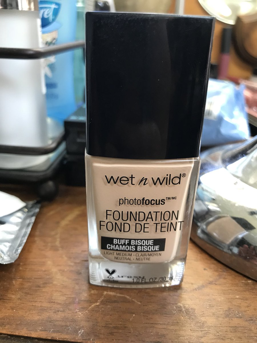 This is the worst foundation I have ever worn... and I've worn a lot. Smells like house paint, wore for 6 hrs & it's moved, it's greasy feeling, & has completely rubbed off in areas. I GAVE YOU A CHANCE WET N WILD. Bad. No.