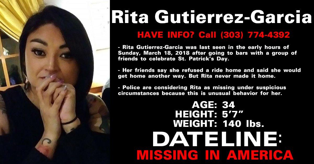 Rita garcia height