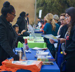 Congrats on a successful @RedlandsAdult School College and Career Fair last week with over 100 participants! A big thank you to @valleycollege @MyCraftonHills @CRYROP and all of our partners who participated in this event!! #adulted #collaboration <br>http://pic.twitter.com/EVAbHbc7g8