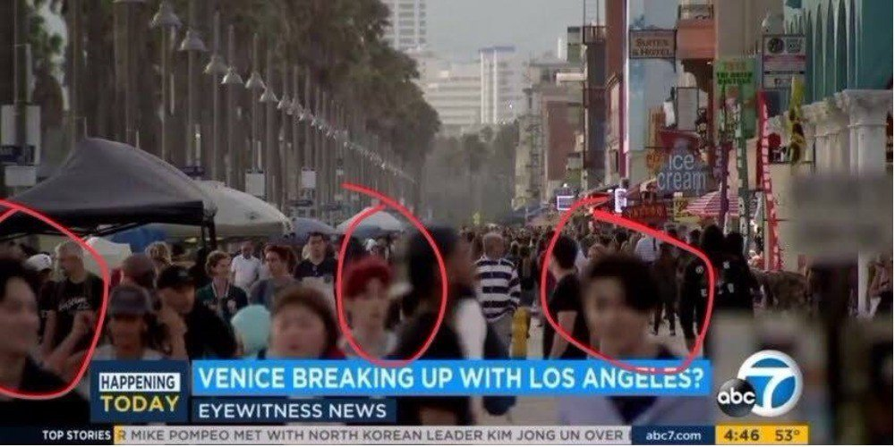 #GOT7 members unintentionally make an appearance on LA's 'ABC7 news' https://t.co/bd5Z7u0XxI