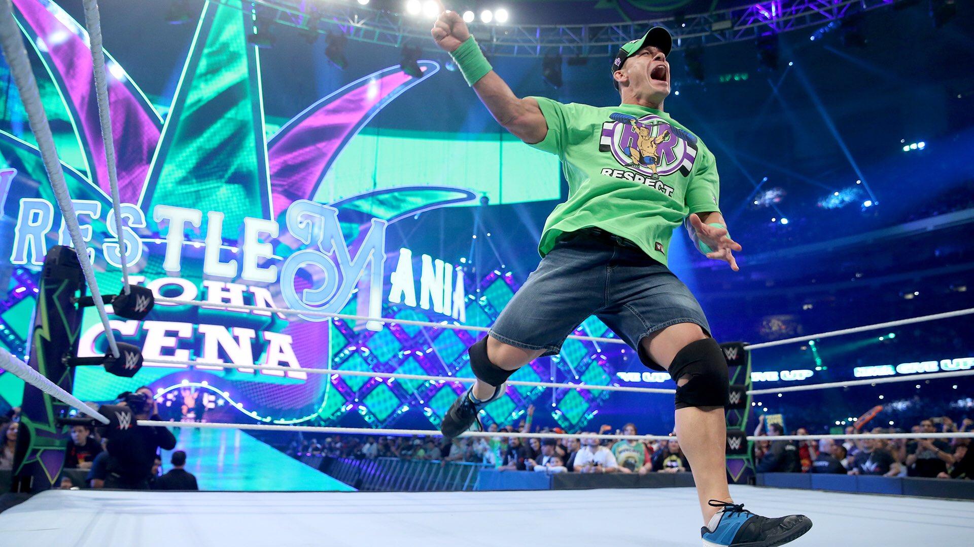 Jak John Cena obchodził 41 urodziny?, życzenia od Vince'a McMahona