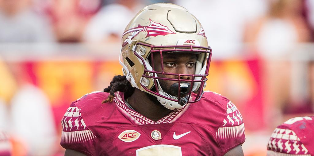 FSU edge defender Josh Sweat's surgically repaired left knee raises concerns for NFL teams.  https://t.co/fAg6FpXhtB (via @RapSheet)
