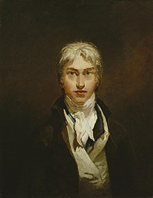 #happybirthday  J. M. W. Turner (William Turner)  #English #romantic #painter, #printmaker and #watercolourist, known for  expressive #colourisation, imaginative #landscapes turbulent, often violent marine paintings. #artistbirthday #galleries #artist #arthistory<br>http://pic.twitter.com/pvsNQvm2zS