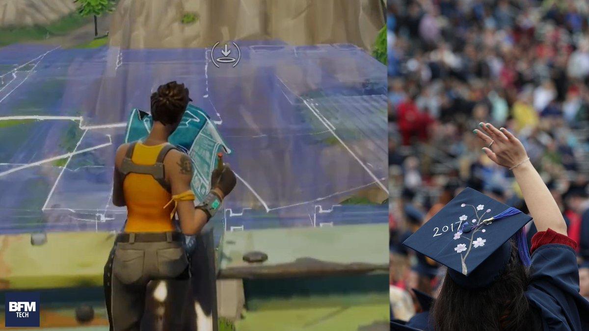 VIDEO - Cette université américaine propose une bourse aux meilleurs joueurs de Fortnite https://t.co/s6HKaa3lee