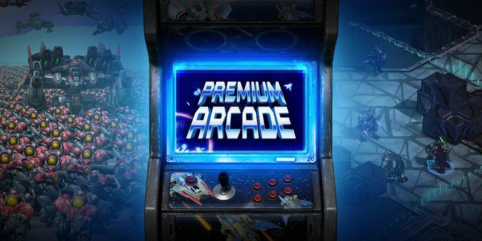 Patch 4 3 0 and Premium Arcade Maps