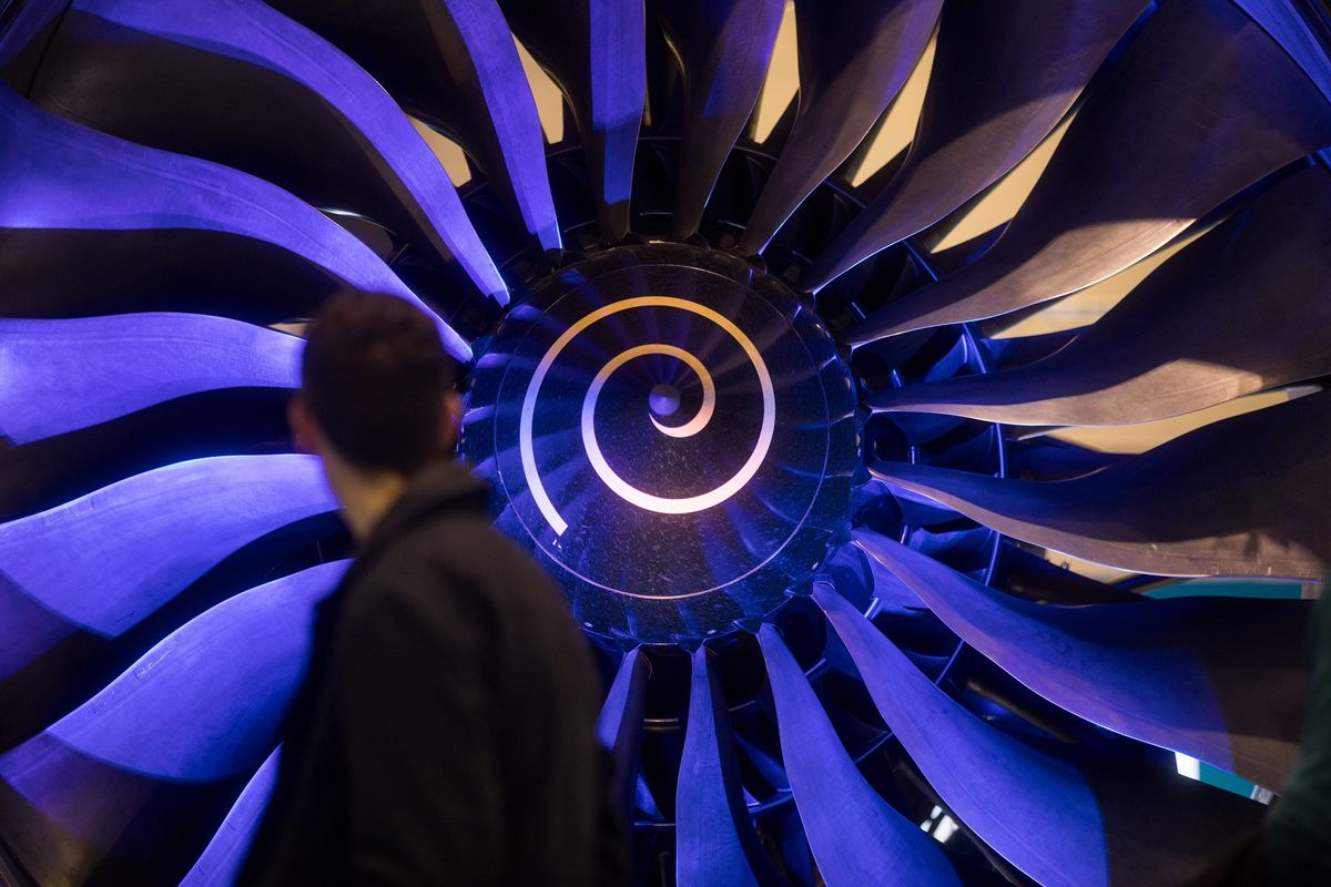 Rolls-Royce plans a Brexit workaround to continue seamless production of jet engines https://t.co/sQMWyumgu0