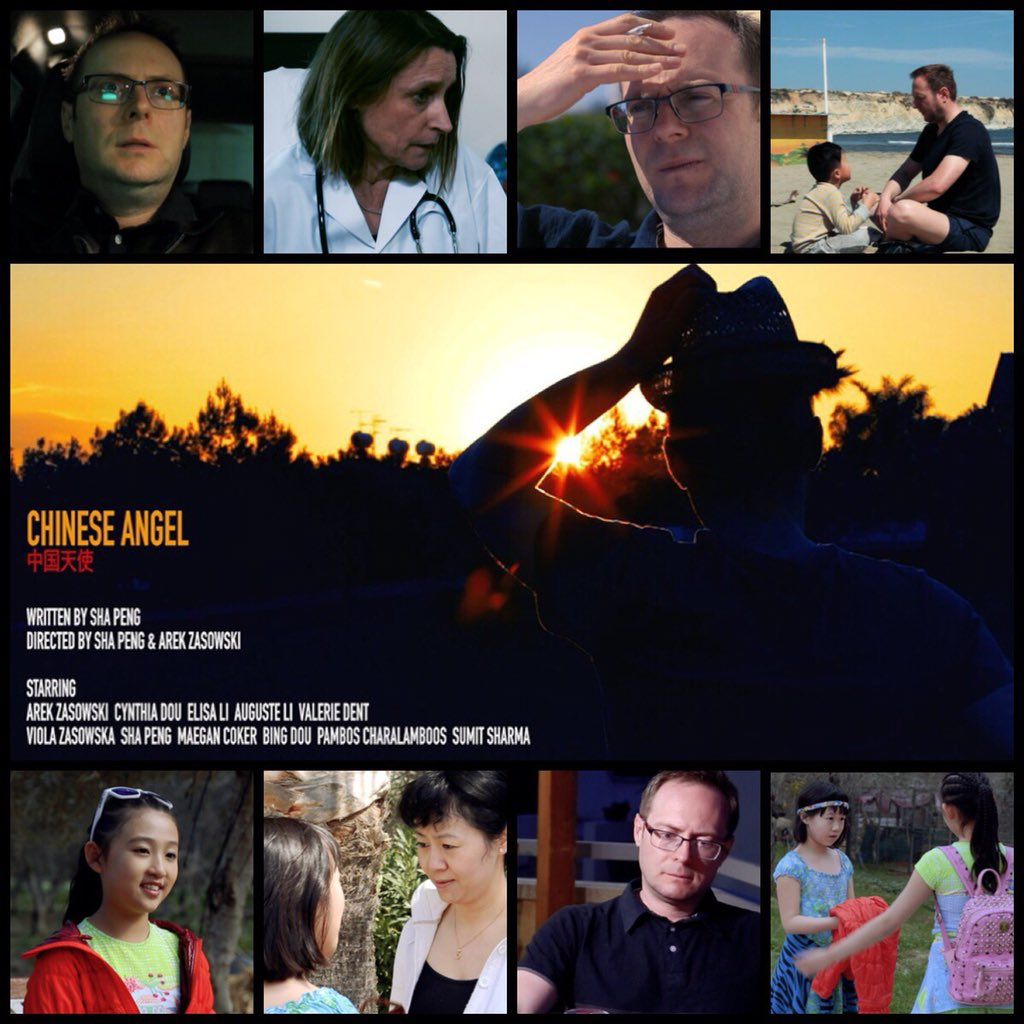 Last year, I had great pleasure to work on CHINESE ANGEL #shortfilm  with some great cast including  @ValerieBDent and  @maegan_coker and now you can see it  here   https:// vimeo.com/arekzasowski/c hineseangel &nbsp; …  #depression #mind #positivevibes #indiefilm #independentfilm #film #vimeo<br>http://pic.twitter.com/Vj375Q6MPw