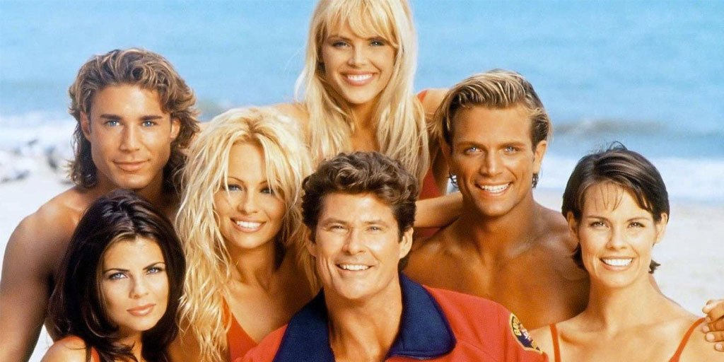 #OnThisDay in 1989: Baywatch premiered on @nbc.