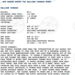 Image for the Tweet beginning: NWS Damage Survey for Galliano,