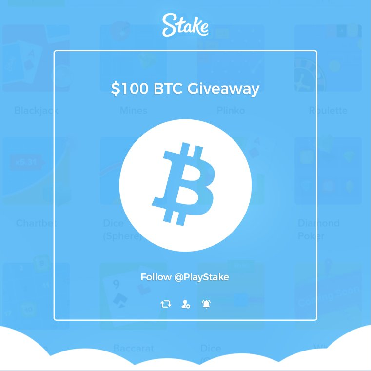 $100 BITCOIN GIVEAWAY!  To Enter:  -RT -...