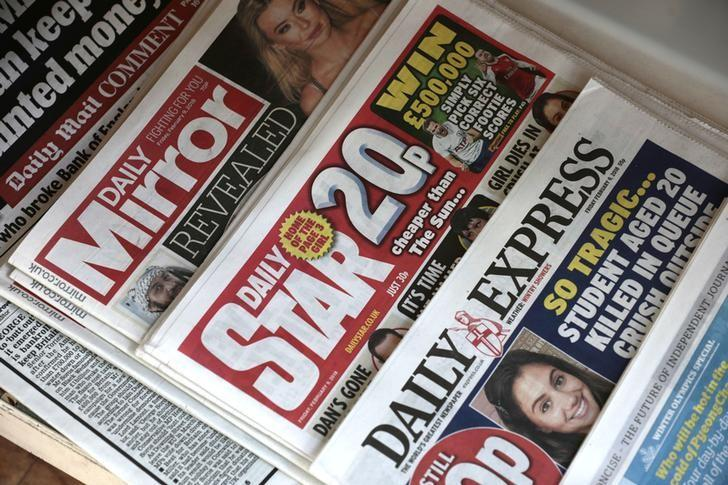 Britain likely to intervene in Daily Mirror-Express deal https://t.co/aHCHyad8Wq