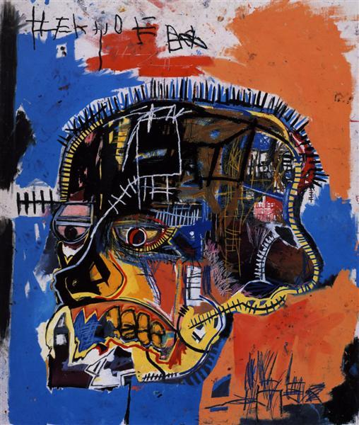 Scull, 1981  Jean-Michel Basquiat https:...