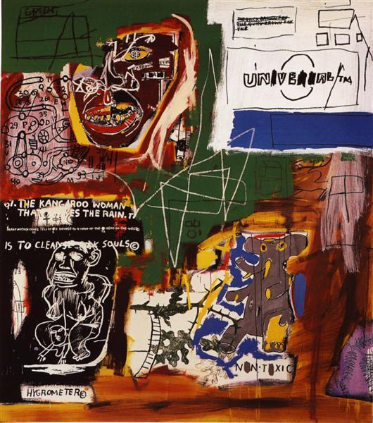 Sienna, 1984 Jean-Michel Basquiat https:...