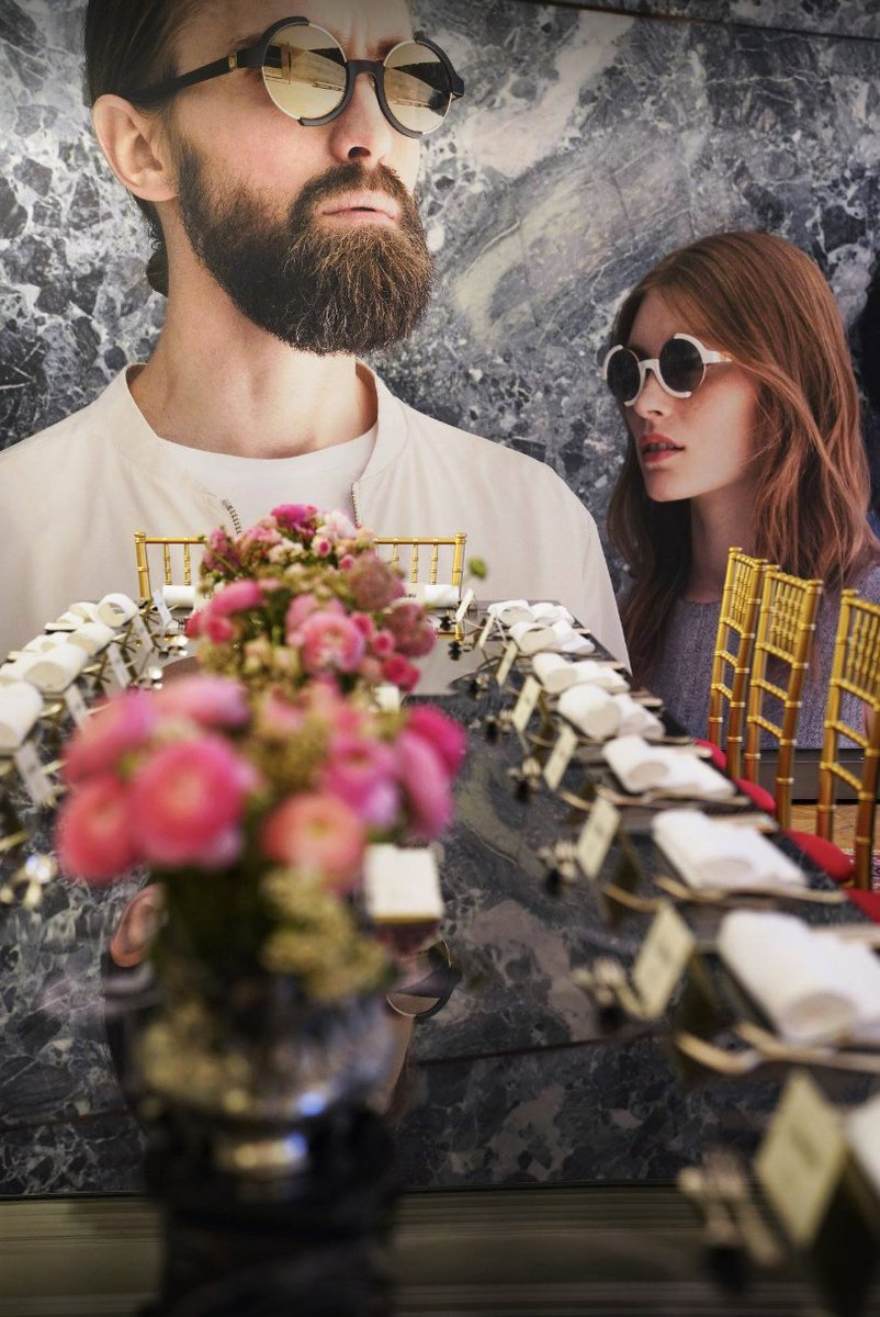 38a40bfd1749 Sigmund   Carl collection by  neubaueyewear launched a few days ago! Check  out the great pictures of the launch event in Vienna ...