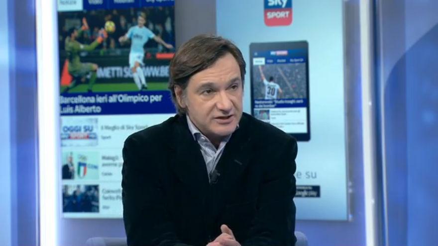 """Fiorentina arbitro dello scudetto, Caressa: """"Con il Napoli i tifosi vogliono scansarsi"""" - https://t.co/GRBKDtrSyB #blogsicilianotizie #todaysport"""