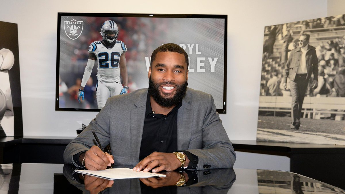 OAKLAND RAIDERS's photo on Daryl Worley