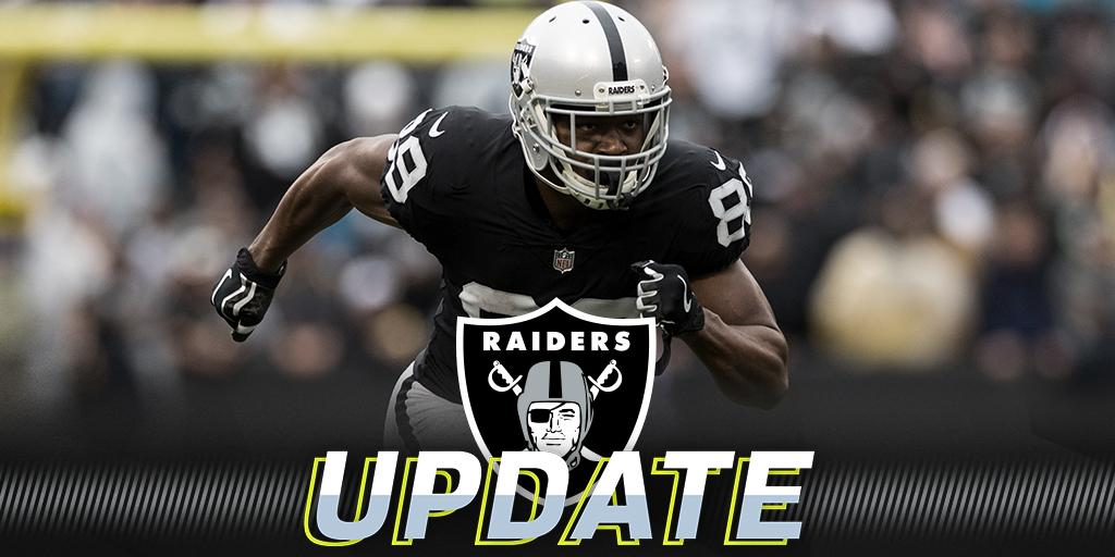 .@RAIDERS exercise fifth-year option on @AmariCooper9: https://t.co/zNB1d6pw5H https://t.co/hTvYTzz82u