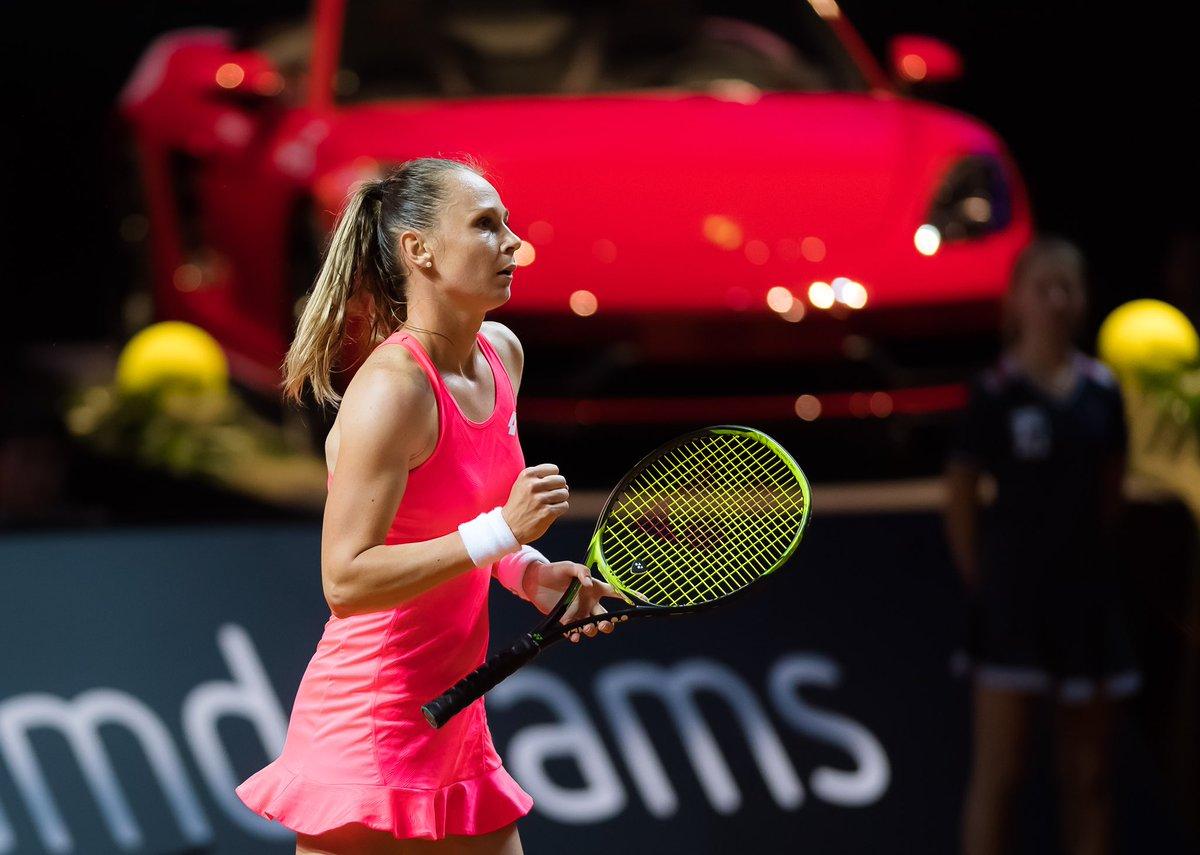 Porsche Tennis On Twitter Magdalena Rybarikova Takes The