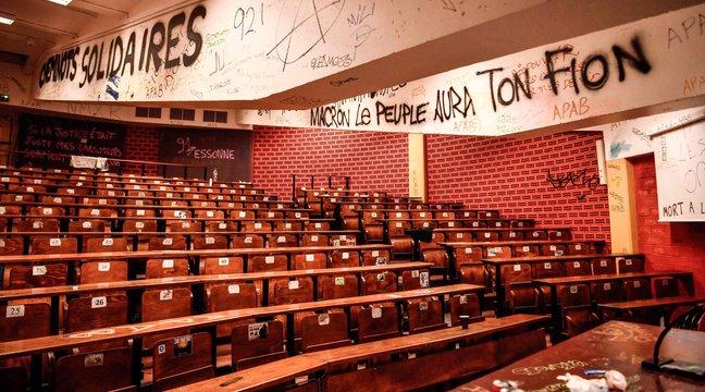 Blocage des universités: Des dégâts estimés à plus d'un million d'euros, pour Frédéric Vidal https://t.co/uzppQ8nhga via @20minutesparis