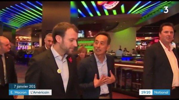 Emmanuel Macron, le plus américain des présidents français ? https://t.co/GBO4GQ09Wb #Entreprises