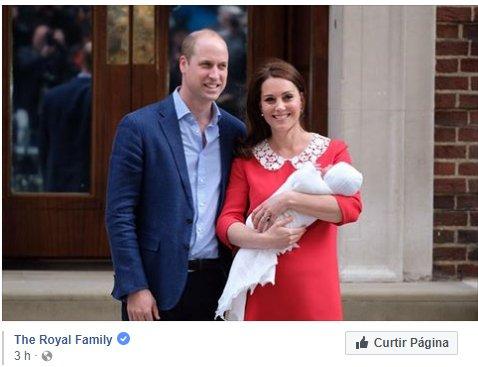 Kate indo embora para casa 6 horas depois de parir. O terceiro bebê de parto normal, aliás. Os cesaristas brasileiros deviam se esconder de vergonha. Mas estão por aí, inventando lorota e levando o Brasil a ganhar o título de campeão mundial de cesáreas ano após ano.