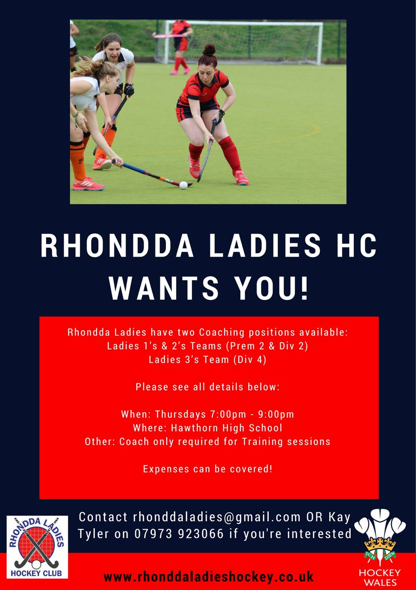 Coaching Opportunity    We are seeking 2 Senior Coaches for our 1's/2's &amp; our 3's ready for the new season 2018/19   All details can be found below, please spread the word   #growth #development #coaching #recruitment<br>http://pic.twitter.com/kYleEji5l7