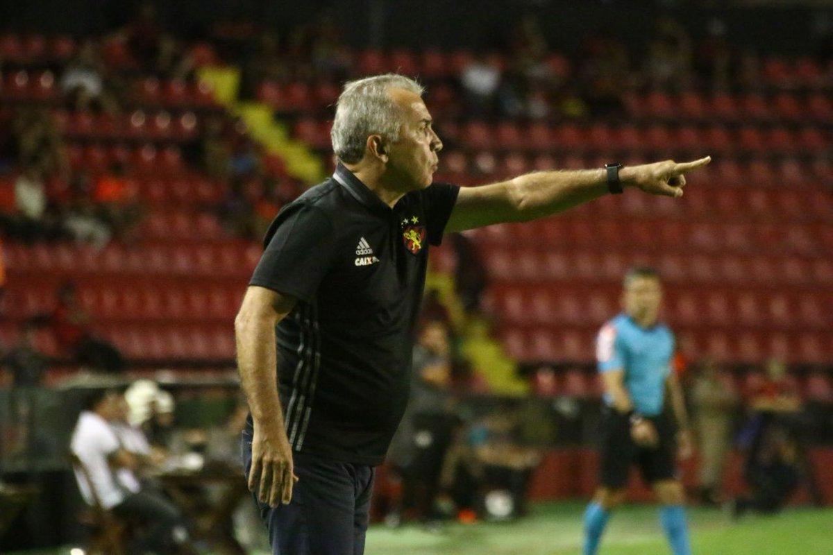 Nelsinho Baptista analisa empate contra o Botafogo. Confira: https://t.co/sjbSII73FM #PST