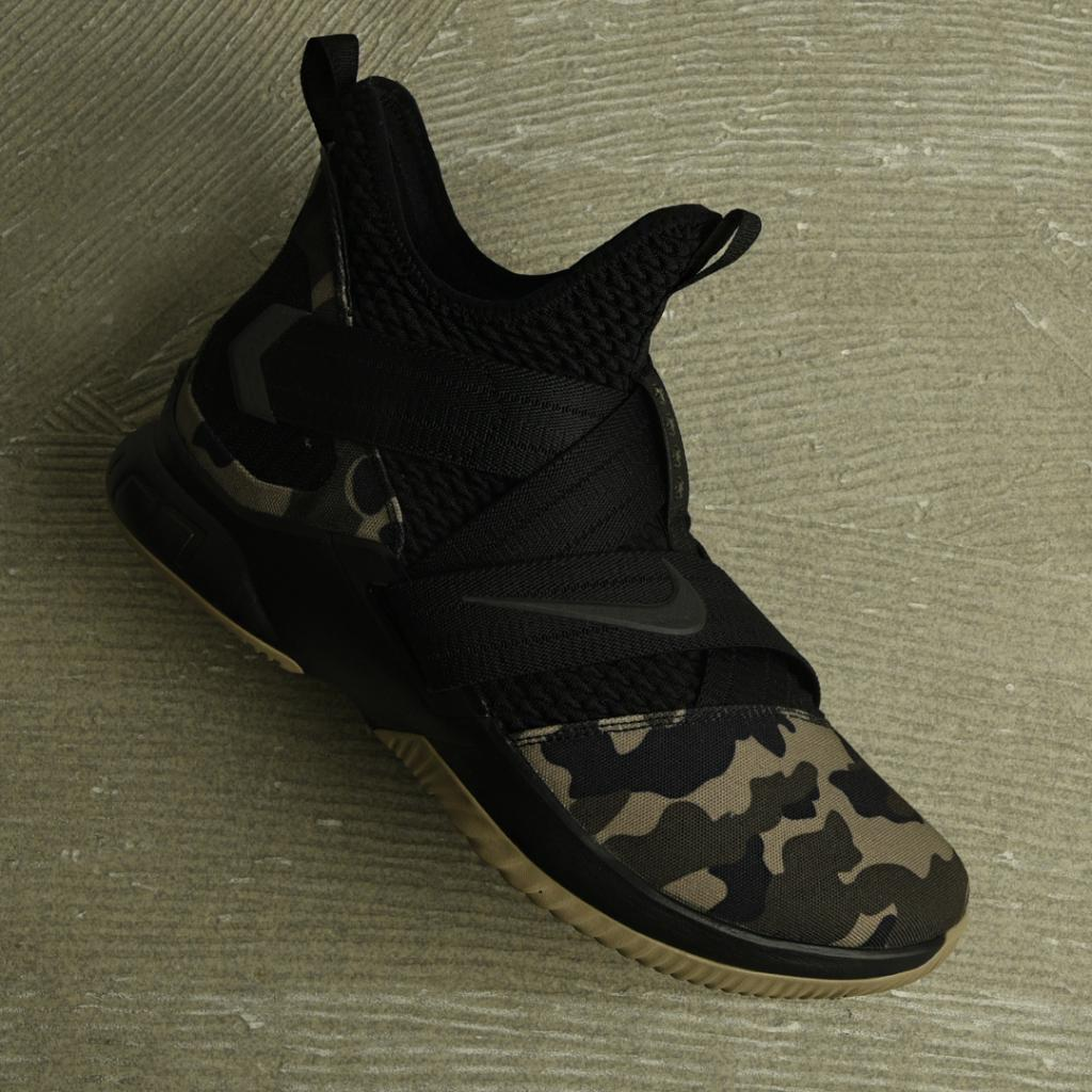 25a0aa73dc2 The soldier gets a year older.  nike lebron soldier 12 sfg