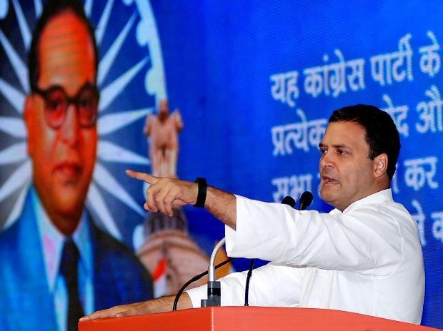 Rahul Gandhi, Amit Shah trade barbs on trampling of institutions: Updates #RahulDaresPM https://t.co/dNmCMgobNW